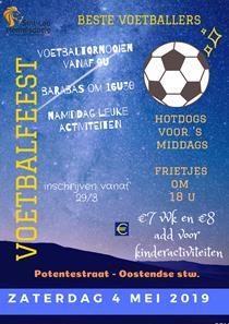 Voetbal- en speelfeest
